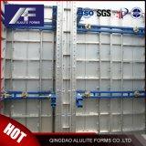 6061-T6 de Bekisting van de Bouw van de Legering van het aluminium