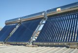 Todos os reservatórios de vácuo de vidro com aquecimento solar