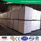 Placa de teto de gesso laminado de PVC com revestimento de alumínio975