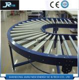 フルーツのための産業重力のローラーコンベヤーか動力を与えられたローラーコンベヤー