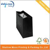 Классическое Black Paper Bag для Shopping