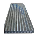 亜鉛によって塗られる電流を通された鋼鉄屋根ふきシート波形シート