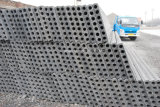 Легкие полые Core стены плита машины