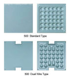 Painel de piso de acesso nu 500*500*28mm