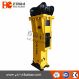 Ruhe-Typ Sb121 Exkavator eingehangener hydraulischer Unterbrecher