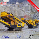 道路工事の石が付いている石のための影響の移動式粉砕機