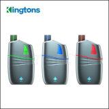 Kingtons 단추를 가진 소형 Mod U 모양 기류 배 Vape는 해방한다