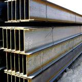 H-Sezione laminata a caldo della trave di acciaio di JIS per la struttura