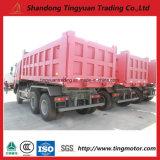판매를 위한 Sinotruk 6X4 HOWO 덤프 트럭