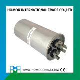 Condensatore di alluminio di tensione di caso Cbb65-1