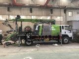 16m Sprühhöhe gegliederte Robotershotcrete-Maschinen-Kapazität 30m3 pro Stunde