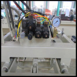 Bloc concret de matériau de construction de la construction Qt8-15 formant la machine