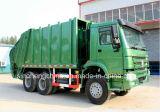 HOWO camiones de basura 6X4 16m3 Compresor de camiones de basura