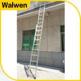 2 Ladder van de Steiger van het Aluminium van de sectie de Multifunctionele Telescopische
