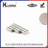 Starker permanenter Zylinder-Neodym-seltene Massen-Magnet für Verkäufe