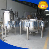 Tank van de Opslag van het Type van Verkoop van het roestvrij staal de Hete Verticale voor Melk