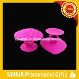 Spazzola impermeabile di /Popular della spazzola di lavaggio del fronte del silicone per pulizia e Massageface