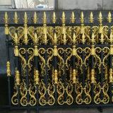ヨーロッパのパネルの曲線の溶接された塀の鉄の金網