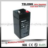4V5.5ah de navulbare Zure Batterij van het Lood voor Elektrisch Stuk speelgoed