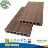 Plancher composé en plastique en bois d'Outdoo de Decking durable de WPC