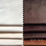 ホーム織物のための編まれた山の極度の柔らかいポリエステル光沢があるビロード