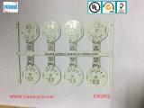 PCB de IMS PCB do FR4 PCB de alumínio duplo FPC Through-Hole pcb de alumínio
