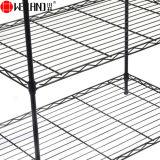 DIY 5 яруса порошок покрытие дома металлический провод метро стеллажи 900 X 350