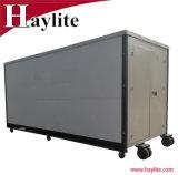 Transporte Prefab personalizados recipiente portátil móvel dobrável para alimentação de fábrica