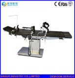 ISO/Ce het Fluoroscopische Bed Van uitstekende kwaliteit van de Verrichting van de Apparatuur van het Ziekenhuis Elektrische Chirurgische