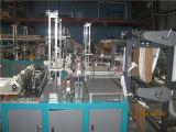 Automatische doppelte Zeile flacher Plastikbeutel, der Maschine herstellt