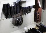 スイスのタイプCNCの自動旋盤の二重スピンドルSz20c2