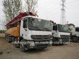 camion della pompa per calcestruzzo di 24m Sinotruk HOWO 4X2 290HP