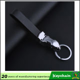Black Jaguar Keychain