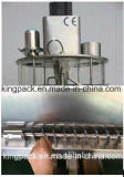 Heißes Verkaufs-Quadrat rüttelt Erdnussbutter-Puder-Füllmaschine für Lebensmittelindustrie