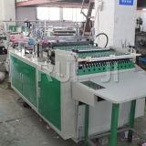 Sachet en plastique d'Arc-Shap faisant la machine (cachetage du l'arc-fond)