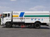 6 rotelle Dongfeng 8m3 asciugano il camion della spazzatrice di strada di vuoto