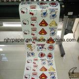 Eco Solvent Heat Transfer Paper / Vinyl / Film pour vêtement sur Roland Printer