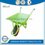 Roda de metal de cor verde Barrow Style WB22A