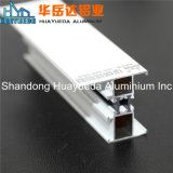 Aluminium Windows coulissant/profils en aluminium pour Windows coulissant/glisser Windows en aluminium