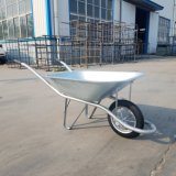 Африканские тяжелого груза по-французски цинк твердых Wheelbarrow