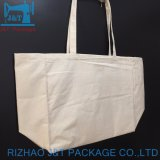 Grossiste sac fourre-tout, lourde toile canevas vierge Sling sac, sac de coton naturel organique