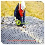 Composite UHMWPE Tapete Estrada/HDPE Tapetes de protecção do solo para a construção