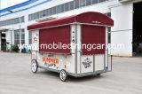 De hete Kar van het Voedsel van de Verkoop Commerciële/de Mobiele Vrachtwagen van het Voedsel