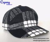 Panel-Hut-Wolle-Baseballmütze der Qualitäts-5