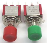 на на Mini Small Push Button Switch; Переключатель Spdt (DS-612/DS-613)