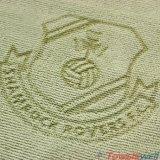 緑によって捺印されるMicrofiberの台所クリーニングタオル