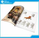 A impressão de catálogos de cores por correspondência