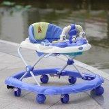 Caminhante barato por atacado do bebê com rodas do giro