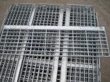 Constructeurs professionnels discordants d'étage en métal de soudure