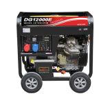 tipo gerador diesel de 8.5kw Bobbi para o gerador aberto